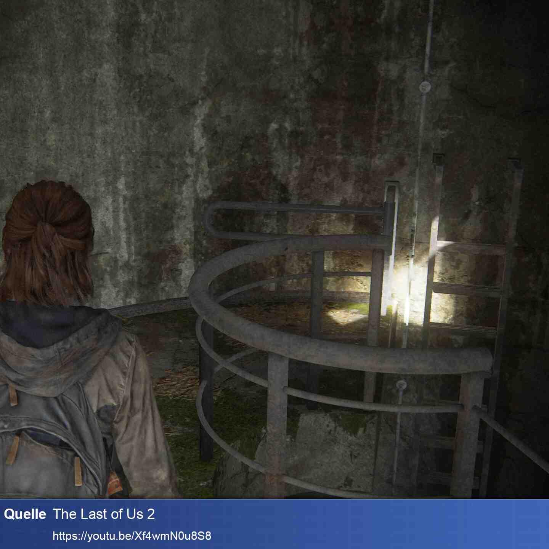 Licht Beispiel The Last of Us 2