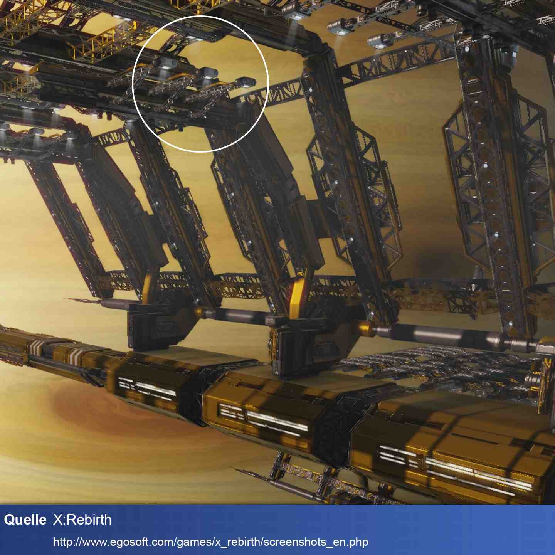 XRebirth Raumstation Spotlights