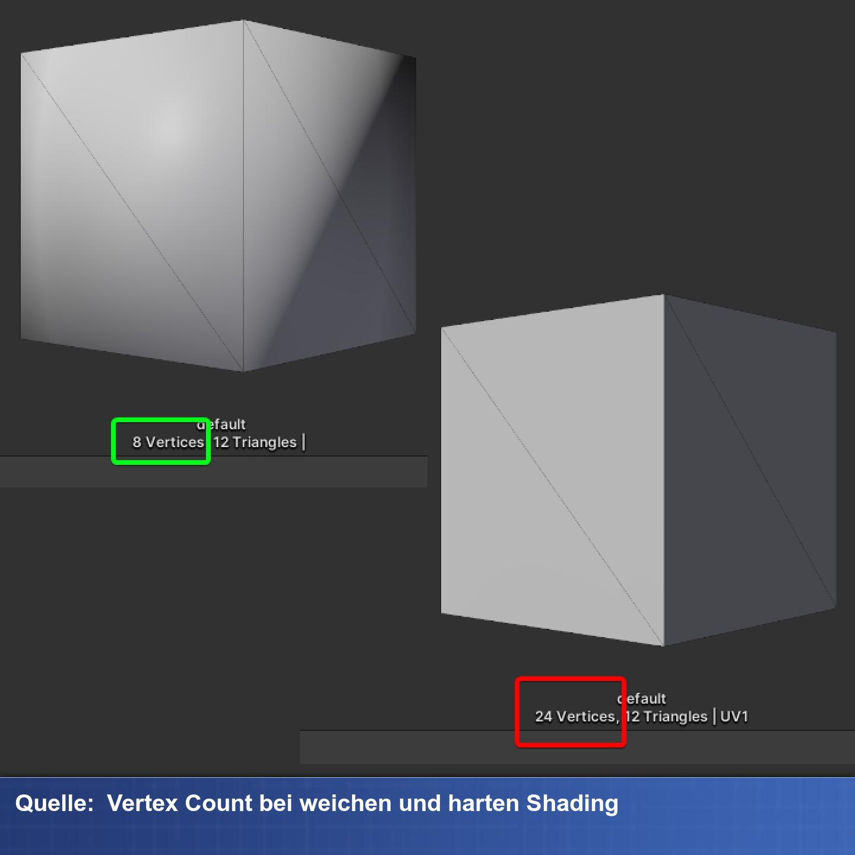 unity cube smooth vs hard 01